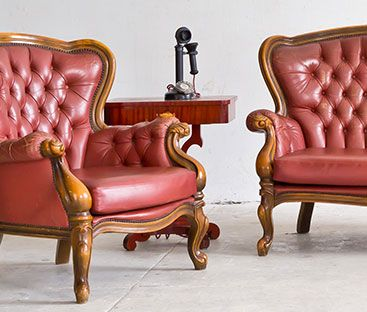 UPHOLSTERY & FURNITURE
